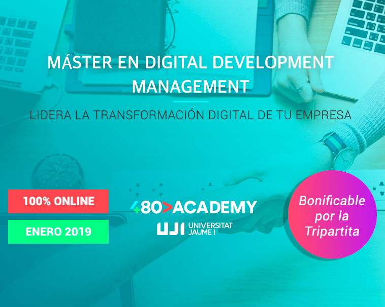 Master in Digital Development Management